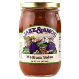 Medium Salsa - 16 Oz (Case of 12)