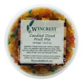 Candied Fruit Mix ~ 1 Pound Tub