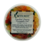 Candied Cherry Pineapple Mix ~ 1 Lb Tub