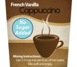 French Vanilla Cappuccino Mix - No Sugar Added