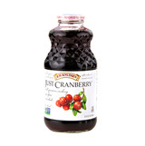 Knudsen Just Cranberry Juice, 6/32 Oz Bottles