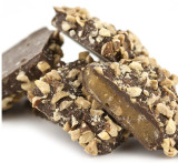 Asher Milk Chocolate Almond Toffee Buttercrunch - No Sugar Added - 6 Lb Box