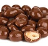 Milk Chocolate Peanuts - No Sugar Added