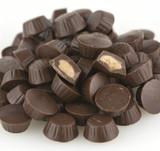 Mini Milk Chocolate Peanut Butter Cups - Sugar Free