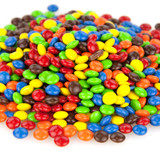 Candy Coated Semi-Sweet Baking Bits