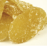 Ginger Slices, Crystallized