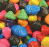 Rainbow Candy Coated Chips - 8 Lb Case
