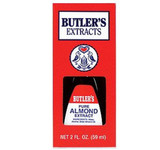 Butler's Pure Almond Extract - 2 Oz