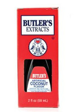Butler's Coconut Extract - 2 Oz