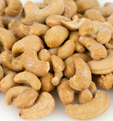 Whole Cashews, 160-180ct (Roasted & Salted)