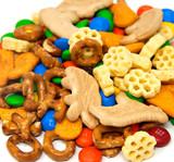 Kiddiesnax Snack Mix - 3 Lb