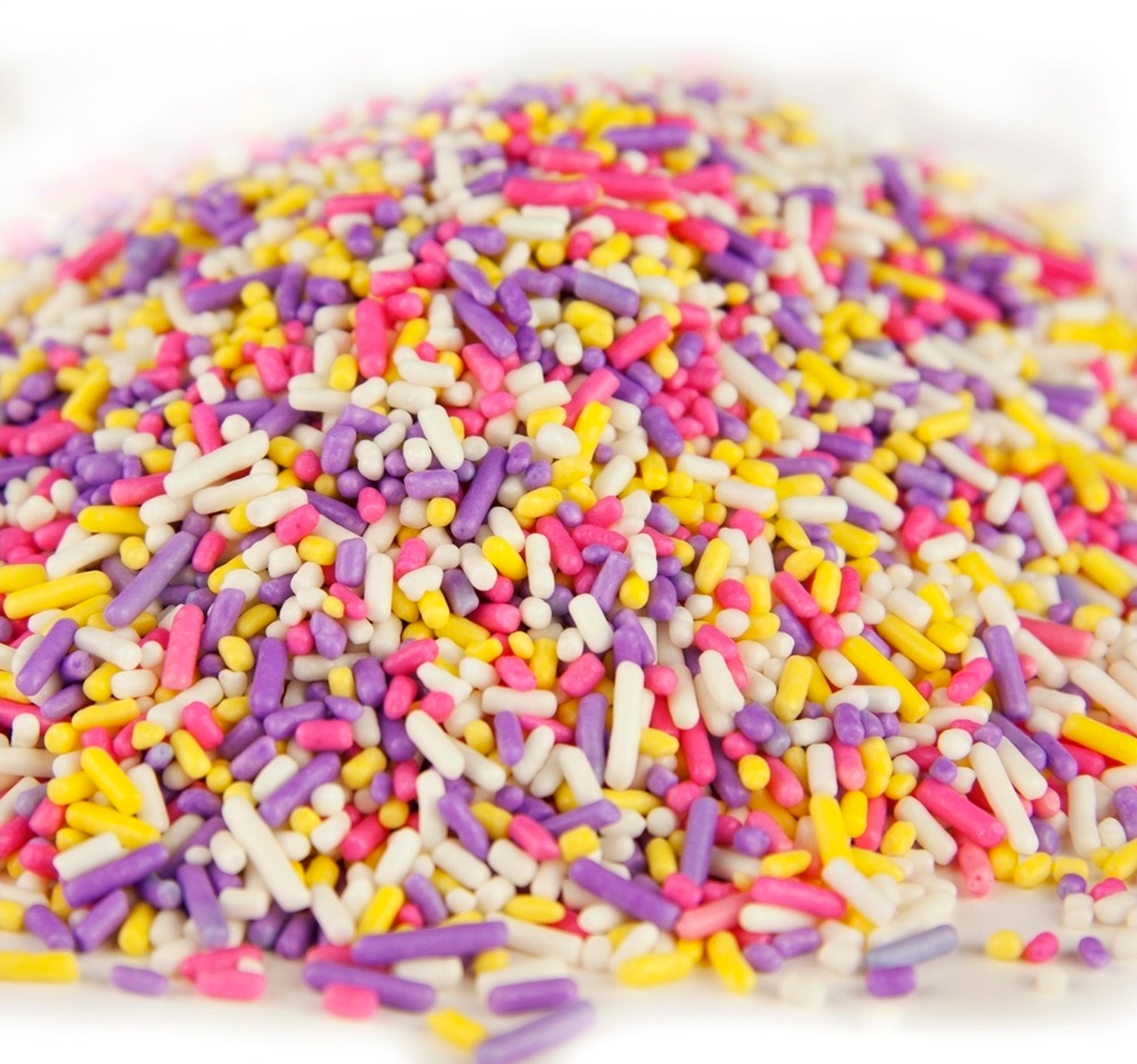Spring Mix Sprinkles - 6 Lb Case