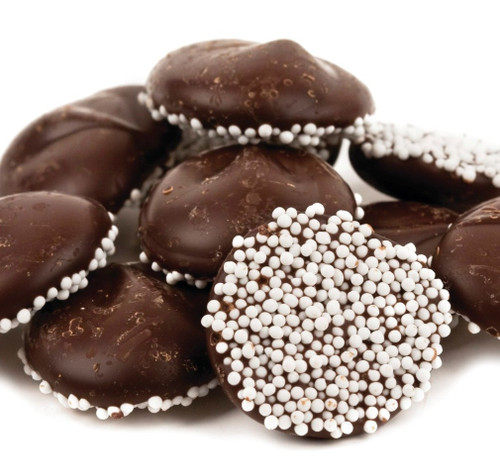 Ashers Dark Chocolate Nonpareils