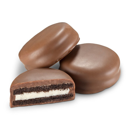 Milk Chocolate Double Stuffed Oreos