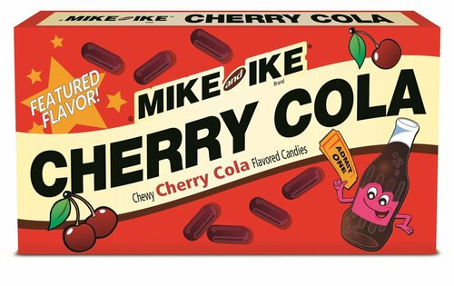 Mike & Ike Retro Cherry Cola - 5 Oz