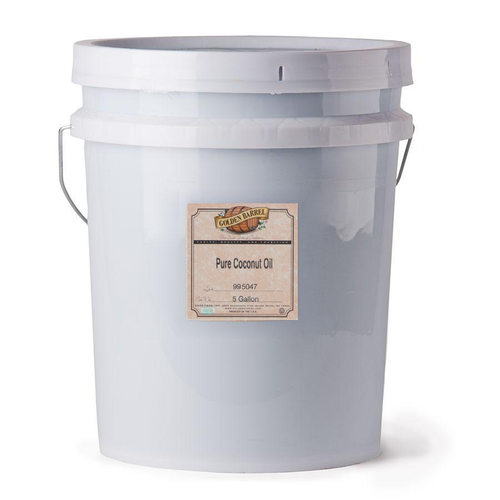 Coconut Oil - 5 Gallon Pail