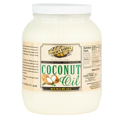 Coconut Oil 95.4oz Jug