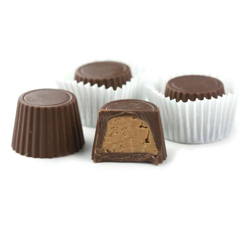 Asher Mini Peanut Butter Cups - Sugar Free - 6 Lb Box