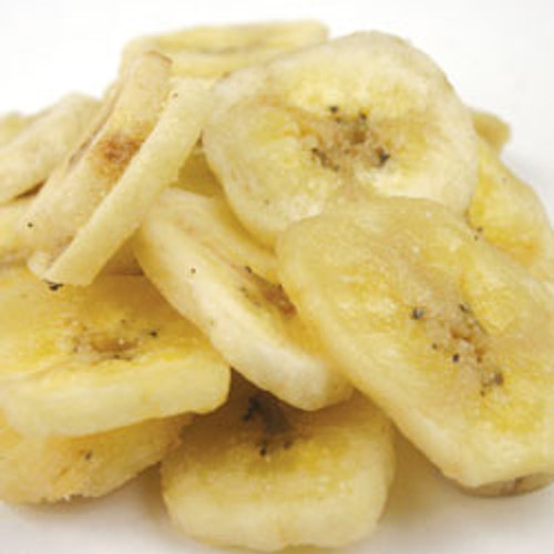 Banana Chips, Sweetened (Organic)