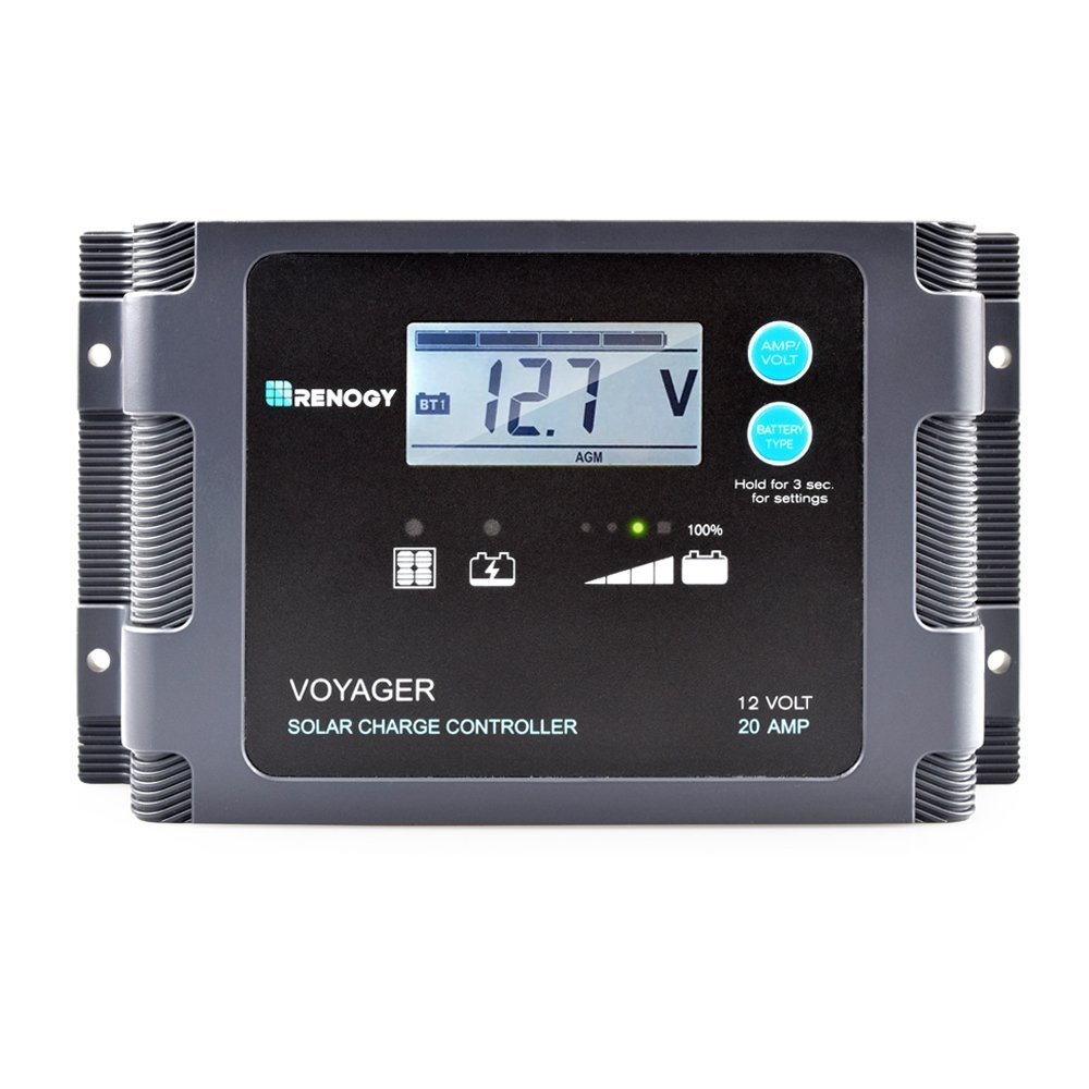 Renogy 20A PWM Charge Controller
