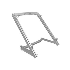 Single Side 27.4in Pole Mount Support For Solar Panel