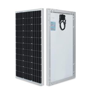 Renogy 80 Watt 12 Volt Monocrystalline Solar Panel