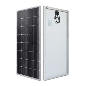 160 Watt 12 Volt Monocrystalline Solar Panel