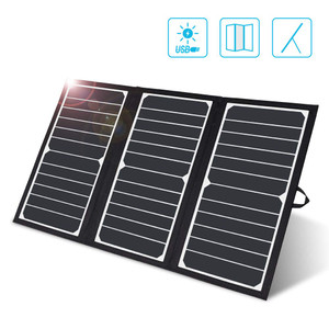 Renogy E.Flex 21W Portable Folding Dual USB Outdoor Solar Panel Charger