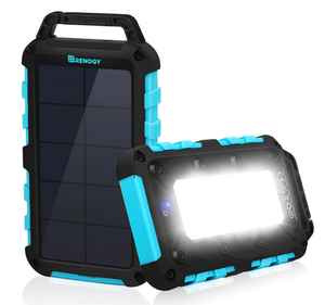E.POWER 10000mAh Portable Solar Charger