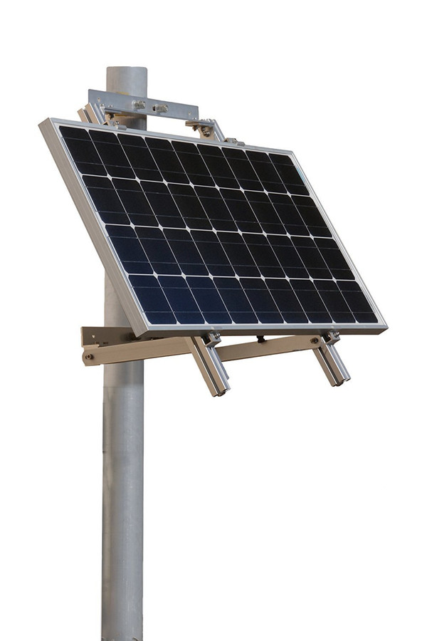 Renogy Single Side 27.4in Pole Mount Support For Solar Panel
