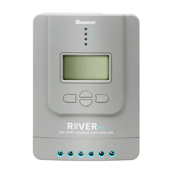 Rover 30 Amp Positive Ground MPPT Solar Charge Controller