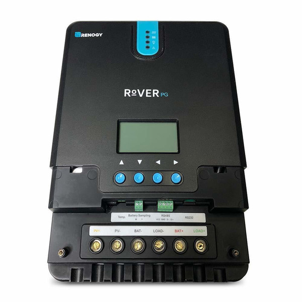 Rover 60 Amp Positive Ground MPPT Solar Charge Controller