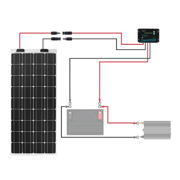 MC4 Solar Extension Cable( A Pair)