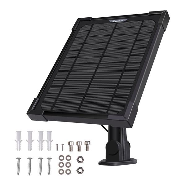 5 Watt Solar Panel Charger for Ring Camera