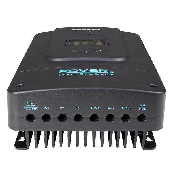 Rover 60 Amp MPPT Solar Charge Controller