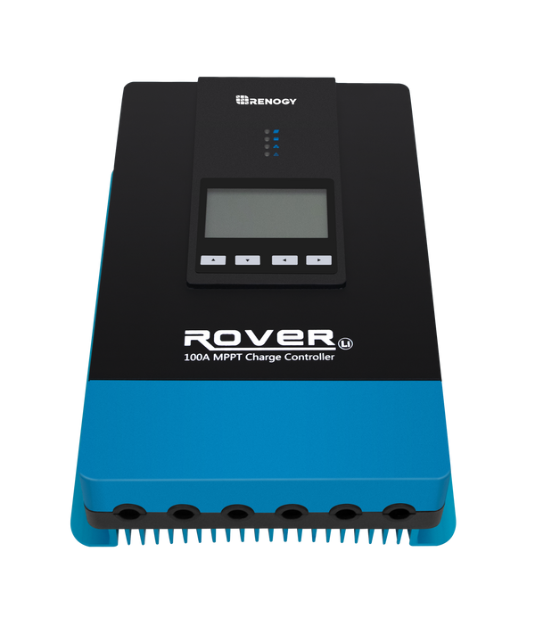Rover LI 100 Amp MPPT Solar Charge Controller