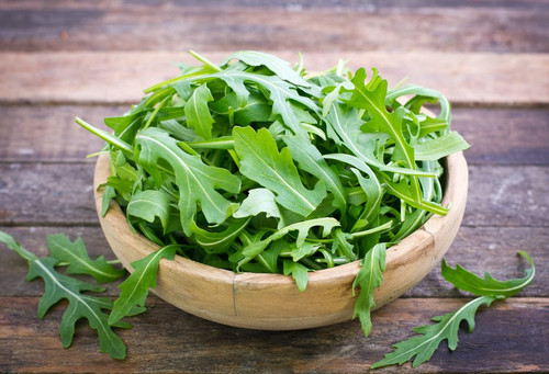 Arugula (Eruca Sativa Mill.) Vegetable Plant Heirloom, 350-400 Seeds