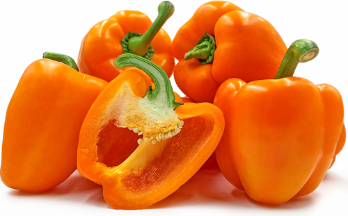 Pepper Sweet Maxi 'Afrodit' (Capsicum Annuum) Vegetable Plant Heirloom, 24-32 Seeds