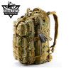 Mastiff Outdoor 1000D Polyester Assault Tactical Backpack Military Rucksack