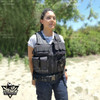 Tactical Vest Military MOLLE Airsoft Paintball Combat Jacket