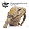YAKEDA Camping Hunting Hiking Tactical Assault 3 Day Backpack Molle 40 liter Capacity
