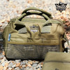 Multi-Tool Bag Wide Mouth Ammo Case Heavy Duty All Purpose Pack