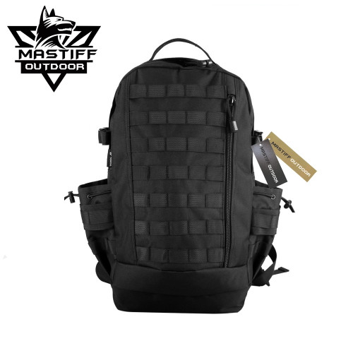 Mastiff Outdoor Tactical Action Backpack Military MOLLE Hiking Gear Rucksack