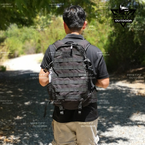 Camping Hiking Gear Backpack