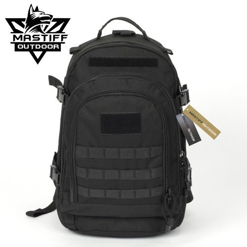 Mastiff Outdoor Expandable Backpack Camping Tactical Military MOLLE Rucksack