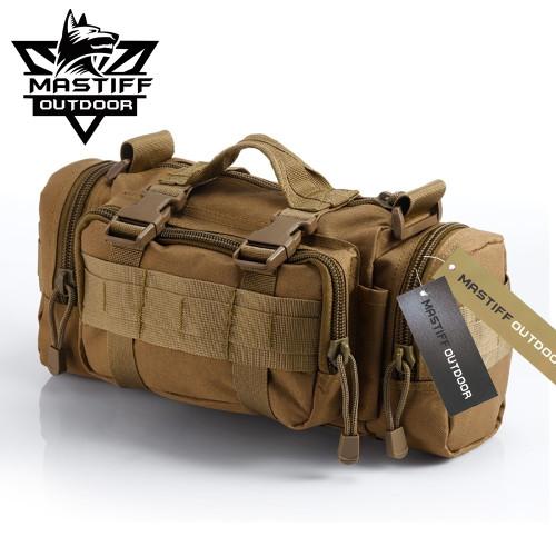Range Camera Bag Tactical MOLLE Shoulder Sling Multiuse Waist Backpack