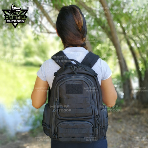 Everyday carry, office backpack, hiking backpack
