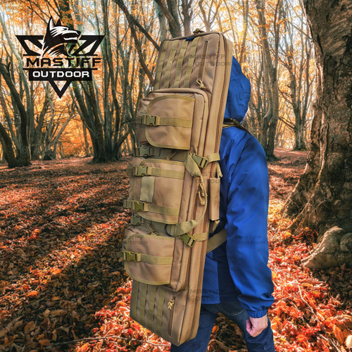 Rifle Long Gun Case Backpack