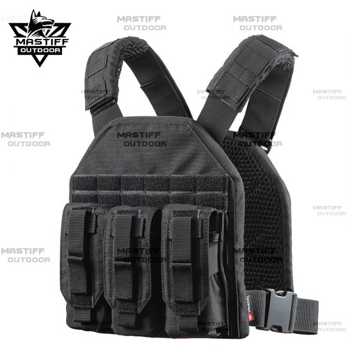 Tactical Molle Paintball Airsoft Vest