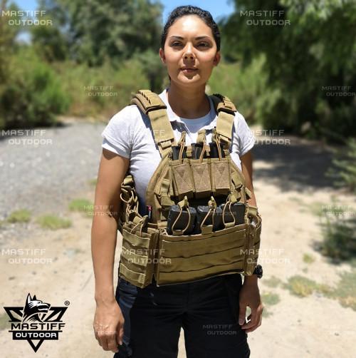 Tactical Adjustable Vest